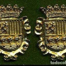 Medallas históricas: 2 MEDALLAS INSIGNIAS ORO DE LA PROVINCIA DE CADIZ ( EL BOSQUE ) Nº55 Y 56. Lote 73298363
