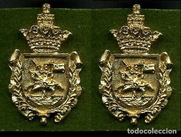 2 MEDALLAS INSIGNIAS ORO DE LA PROVINCIA DE CADIZ ( MEDINA SIDONIA ) Nº59 Y 60 (Numismática - Medallería - Histórica)