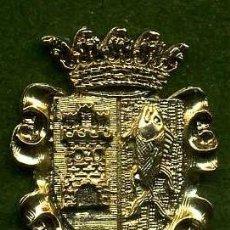Medallas históricas: MEDALLA INSIGNIA ORO DE LA PROVINCIA DE CADIZ ( CONIL DE LA FRONTERA ) Nº89. Lote 73409271