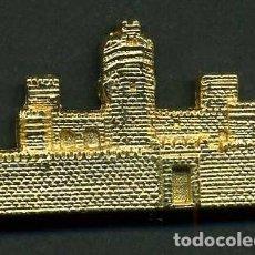 Medallas históricas: MEDALLA INSIGNIA ORO DEL CASTILLO SAN MARCOS EN EL PUERTO SANTA MARIA CADIZ - Nº6. Lote 73459515