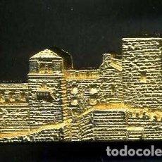 Medallas históricas: MEDALLA INSIGNIA ORO PALACIO MARQUES DE MOSCOSO - CASTELLAR CADIZ - Nº13. Lote 73479659
