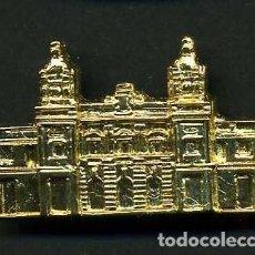 Medallas históricas: MEDALLA INSIGNIA ORO - AYUNTAMIENTO DE BARBATE CADIZ - Nº19. Lote 167241298