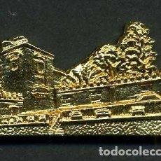 Medallas históricas: MEDALLA INSIGNIA ORO - PALACIO DE RIBERA - BORNOS CADIZ - Nº29. Lote 73480711