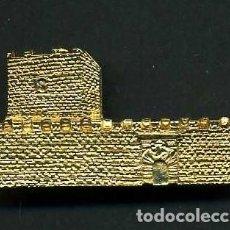 Medallas históricas: MEDALLA INSIGNIA ORO - CASTILLO DE GIGONZA - SAN JOSE DEL VALLE CADIZ - Nº26. Lote 73480919
