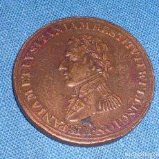 Medallas históricas: MEDALLA WELLINGTON GUERRA INDEPENDENCIA. Lote 73839347