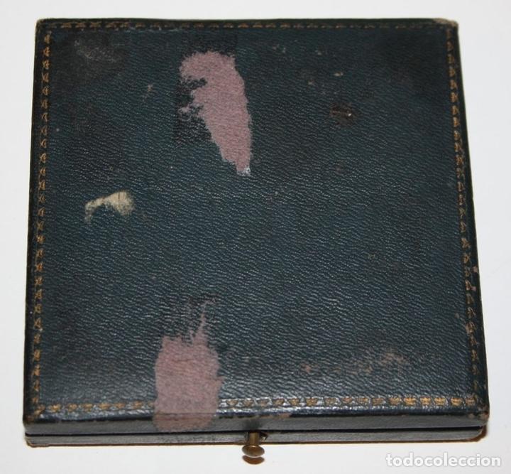 Medallas históricas: M-04. MEDALLA. AV MERITE. H DUBOIS. LE MEDAILLIER EDIT. BRONCE. SIGLO XIX - Foto 8 - 69389269