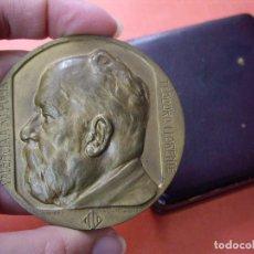 Medallas históricas: PRECIOSA MEDALLA - VALENCIA A TEODORO LLORENTE - 1909. Lote 120530159