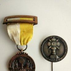 Medallas históricas: MEDALLAS CONGRESO GUIPÚZCOA 1946.PAÍS VASCO. Lote 79862961
