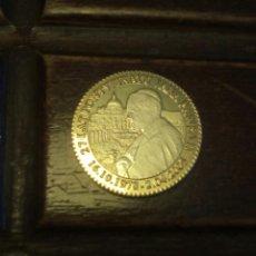 Medallas históricas: MONEDA CONMEMORATIVA PONTIFICADO JUAN PABLO II. Lote 80806156