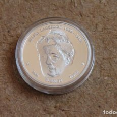 Medallas históricas: MEDALLA DE PLATA. SELMA LAGERLÖF 1858-1940. 2008. SVERIGE 200KR. SVERIGES RIKSBANK.. Lote 83119668