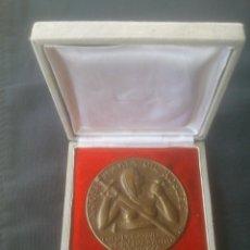 Medallas históricas: MEDALLA JOSÉ MARÍA GIL ROBLES. 1.968. CON ESTUCHE ORIGINAL. ESPAÑA.. Lote 85267732