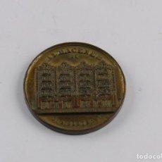 Historical Medals - Moneda de cobre de Almacenes de J. y J. Bertrand. Diputación 235 - 237 entre Rambla de Cataluña y Ba - 85607228