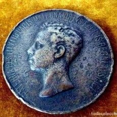 Medallas históricas: GRAN MEDALLA DE BRONCE. Lote 87300856