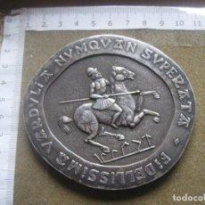Medallas históricas: MEDALLA DE LA CAJA DE AHORROS PROVINCIAL DE GUIPUZCOA - 1896/1971. Lote 87871928