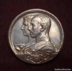 Medallas históricas: MEDALLA DE PLATA - EXPOSICION INTERNACION DE BARCELONA 1929 - PRECIOSA. Lote 90085664