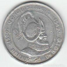 Medaglie storiche: HERNANDO DE SOTO-CONQUISTADOR. Lote 90681875
