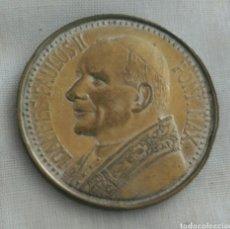 Medallas históricas: MEDALLA JUAN PABLO II. VIRGEN DE CZESTOCHOWA. POLONIA. LA VIRGEN NEGRA. Lote 90813643