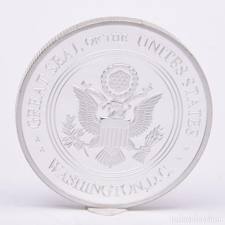 Medallas históricas: MONEDA CONMEMORATIVA - ESTADOS UNIDOS - LIBERTY - LIBERTAD - Foto 2 - 91391415