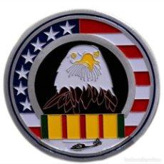 Medallas históricas: MONEDA CONMEMORATIVA - ESTADOS UNIDOS - BIENVENISO A CASA HERMANO - MAY YOU NEVER ALONE AGAIN. Lote 91392255