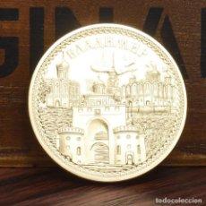 Medallas históricas: MONEDA - MEDALLA CONMEMORATIVA - POCCHR - SAN PETERSBURGO - RUSIA - CIUDADES HISTORICAS. Lote 92805260
