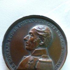 Medallas históricas: MEDALLA GENERAL DUFOUR CRUZ ROJA SUIZA 1847. Lote 94936211
