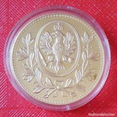 Medallas históricas: MONEDA / MEDALLA DE RUSIA - FEINES GOLD - AUS DER - FURSTEN=ZECHE - 1803 B - CALIDAD PROFF - ESPEJO. Lote 95595367
