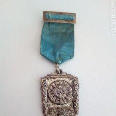 Medallas históricas: MEDALLA JESUITA SCIENTIA FIDES ARS. Lote 96063860