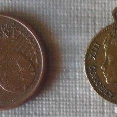 Medallas históricas: MEDALLA DE ALFONSO XIII. Lote 69095333