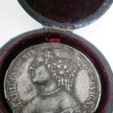 Medallas históricas: MEDALLA CONMEMORATIVA.. Lote 98648199