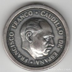 Medallas históricas: ANTIGUA DEMALLA DE FRANCISCO FRANCO-CAUDILLO DE ESPAÑA. Lote 99357711