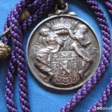Medallas históricas: MEDALLA DE PLATA DE LEY CON CONTRASTE DE LA DIPUTACION PROVINCIAL DE CORDOBA - PESO 120 GR. Lote 99455411