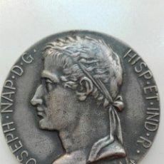 Medallas históricas: OCASO NAPOLEÓNICO JOSÉ NAPOLEÓN 1808 1814. Lote 99496743