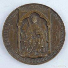 Medallas históricas: MEDALLA VII CENTENARIO DE LA CONQUISTA DE SEVILLA Y FUNDACIÓN DE LA MARINA CASTELLANA, 1948, VII CEN. Lote 104016451