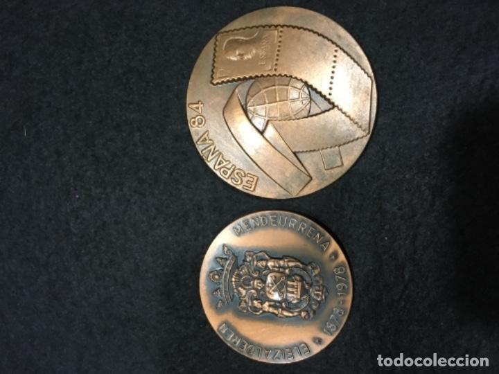 Medallas históricas: Dos medallas - Foto 2 - 104481871