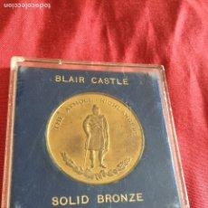 Medallas históricas: MONEDA BRONCE. Lote 104557032