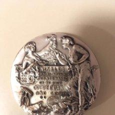 Medallas históricas: MEDALLA PLATA NOVELDA. Lote 106960815