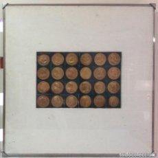 Medallas históricas: CALICO-MEDALLAS REYES DE ESPAÑA. Lote 107509279