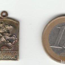 Medallas históricas: MEDALLA DE SAN JORGE. Lote 107939647