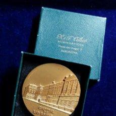 Medallas históricas: MADRID. CAPITAL DE LAS ESPAÑAS, 1972. PRECIOSA MEDALLA. CALICO. Lote 114484047