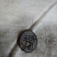 Medallas históricas: ANTIGUA MEDALLA. Lote 115478190