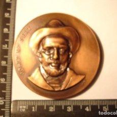 Medallas históricas: MEDALLA CONMEMORATIVA DE JOSEP Mª SERT. Lote 115525643
