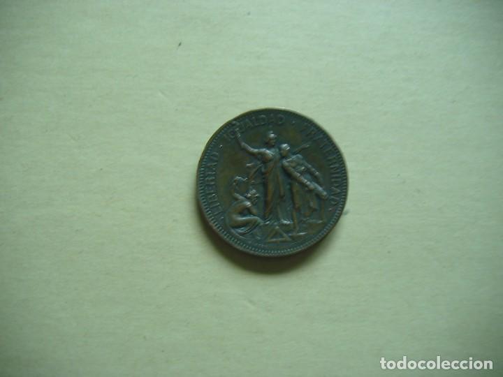 Medallas históricas: Medalla Asamblea Municipal Republicana de Zaragoza - Foto 2 - 115548095