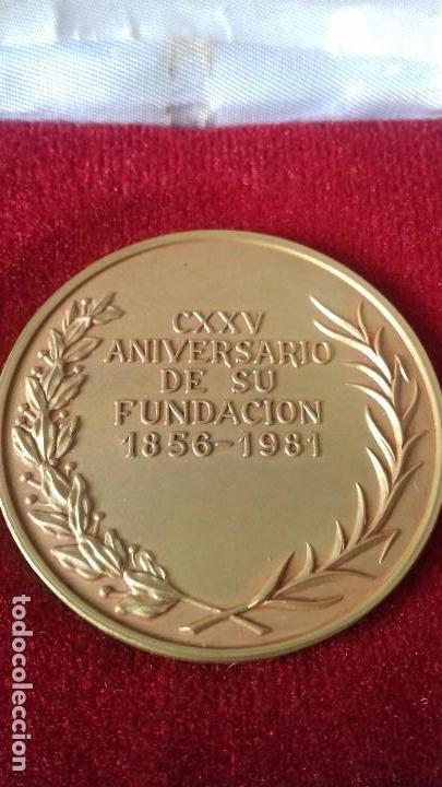 Medallas históricas: MEDALLA CONMEMORATIVA ANIVERSARIO CIRCULO ESCUESTRE DE BARCELONA - Foto 4 - 116434395