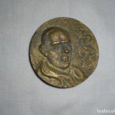 Medallas históricas: FRAY BENITO JERONIMO FEIJOOMEDALLA DE LA COLECCION ASTURIANOS ILUSTRES.ESCULTOR KIKER 1981. Lote 116620971