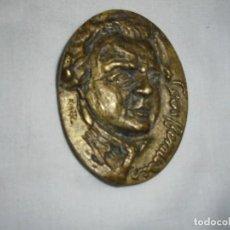 Medallas históricas: CEAN BERMUDEZ MEDALLA DE LA COLECCION ASTURIANOS ILUSTRES.ESCULTOR KIKER 1981. Lote 116621539