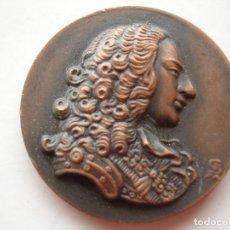 Medallas históricas: MEDALLA CONMEMORATIVA DE FELIPE V 1968. Lote 116867815
