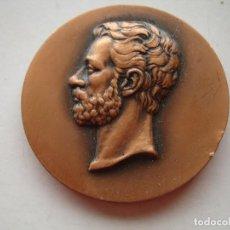 Medallas históricas: MEDALLA CONMEMORATIVA DE AMADEO I DE SABOYA 1974. Lote 116870599