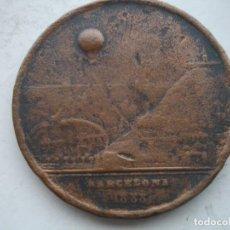 Medallas históricas: MEDALLA EXPOSICION UNIVERSAL BARCELONA 1888. Lote 117974979