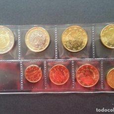 Medallas históricas: SAN MARINO- MONEDA-SET 8 VALORES EURO 2009 SC UNC (G101 ). Lote 118055499