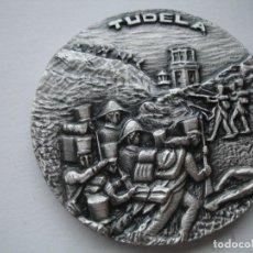 Medallas históricas: MEDALLA CONMEMORATIVA 199 ANVº BATALLA DE TUDELA. Lote 126404119